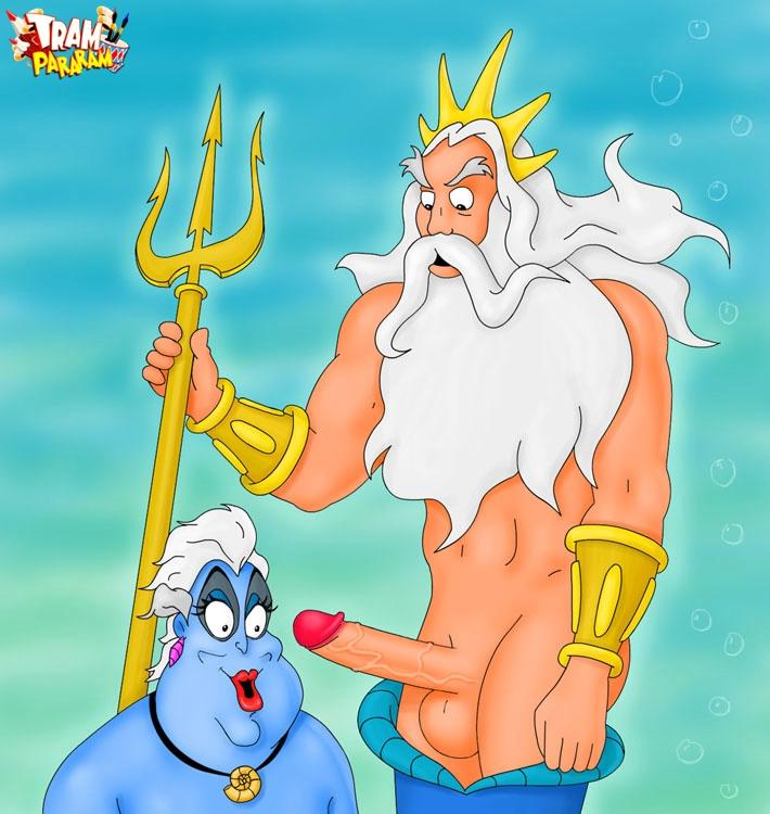 Sexy Ariel - The Little Mermaid Porn.