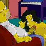 Оргия у Симпсонов